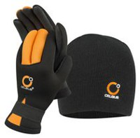 Celsius Neoprene Glove and Hat Combo M