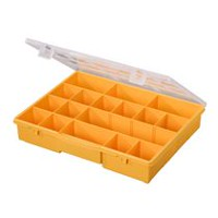 Stack-On 17 Compartment Portable Storage Box