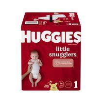 HUGGIES Little Snugglers Baby Diapers, Giga Pack