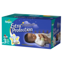 Pampers Extra Protection Diapers Super Pack Size 3