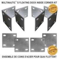 "MULTINAUTIC ""Inside Corner Dock Kit"" Heavy Duty"