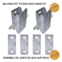 MULTINAUTIC Kit de joints de quai fixe