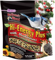 Bird Lover's Blend Hi-Energy Plus with Mealworms 5 lb.