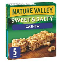 Nature Valley™ Sweet & Salty Cashew Granola Bars