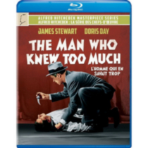 The Man Who Knew Too Much (Blu-ray) (Bilingual)