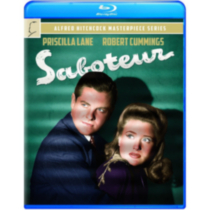 Saboteur (Alfred Hitchcock Masterpiece Series) (Blu-ray)