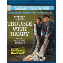 The Trouble With Harry (Alfred Hitchcock Masterpiece Series) (Blu-ray) (Bilingual)