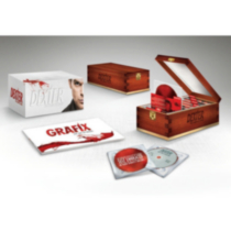 Dexter: The Complete Series Collection (Blu-ray) (Blood Slide Box Packaging)