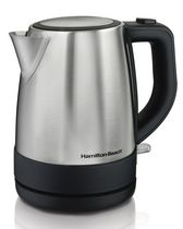 Hamilton Beach 1L Stainless Steel Kettle