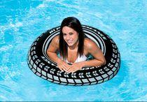 Intex Development Co. Ltd Intex 36-inch Giant Tire Inflatable Pool Tube