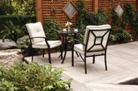 hometrends Newport 3 Piece Bistro Set