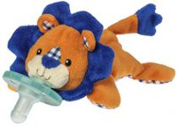 Mary Meyer Baby Levi Lion Wubbanub Infant Pacifier