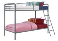 DHP Twin over Twin Bunk Bed