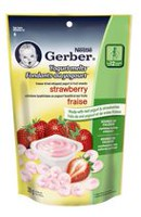 GERBER®  Yogurt Melts Strawberry