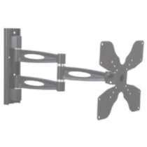 "TygerClaw 23"" - 37"" Full Motion Flat-Panel TV Wall Mount (LCD5003)"