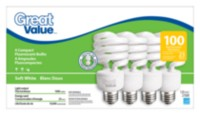 Great Value CFL Spiral