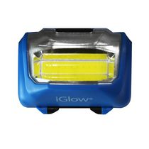 iGlow 2 Pack COB Headlamp