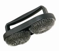 Backyard Grill Oversized Scrubber Brush