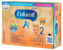 Enfamil A+ 2 concentrate