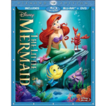 The Little Mermaid (Diamond Edition) (Blu-ray + DVD)