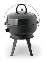 "Backyard Grill 14.5"" Portable Dome Grill Black"
