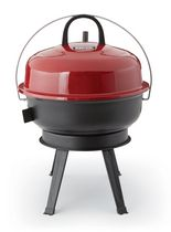"Backyard Grill 14.5"" Portable Dome Grill Red"