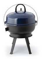 "Backyard Grill 14.5"" Portable Dome Grill Charcoal"