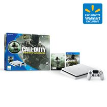 Ensemble PlayStationMD 4 du jeu Call of DutyMD: Infinite Warfare (Glacier White)
