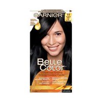 Coloration permanente Crème couleur facile pour cheveux Belle Color de Garnier 11 Very Intensive Black