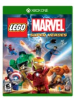 LEGO MARVEL: Super Heroes (Xbox One Game)