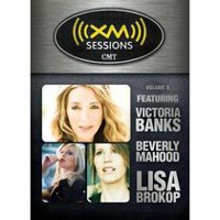 XM Sessions CMT, Vol.3 (Music DVD)