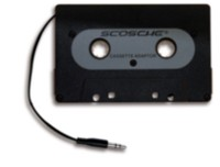 Scosche PCA1 Cassette Adaptor for iPod, iPhone, Smartphones, MP3 Players and More