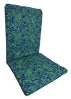Mainstays Geen Leaf High Back Cushion