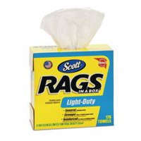 Scott® Rags in a Box Light Duty