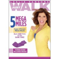 Leslie Sansone: Just Walk - 5 Mega Miles (With Toning Band)