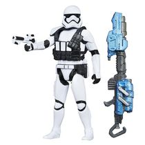 Star Wars The Force Awakens 3.75-inch Snow Mission First Order Stormtrooper Squad Leader Action Figure