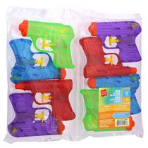 Play Day 84708  8  PACK MINI WATER BLASTER Outdoor Activities Toys