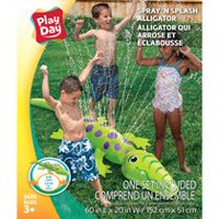 Alligator arrose et éclabousse Play Day