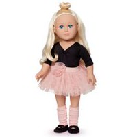 "My Life As 18"" Caucasian Ballerina Doll"