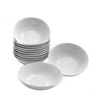 10 Strawberry Street Round Cereal Bowl Catering Pack