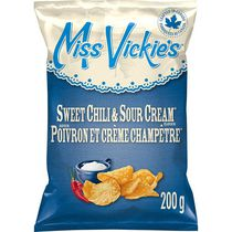 Miss Vickie's Sweet Chili & Sour Cream Kettle Cooked Potato Chips