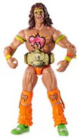 Figurine Ultimate Warrior de WWE Elite