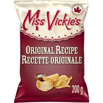 Miss Vickie's Original Recipe Kettle Cooked Potato Chips