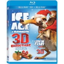Ice Age: A Mammoth Christmas Special 3D (Blu-ray 3D + Blu-ray) (Bilingual)