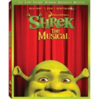 Shrek: The Musical (Blu-ray + DVD + Digital HD)