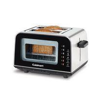Cuisinart grille-pain 2 fentes ViewPro à hublot - CPT-3000C