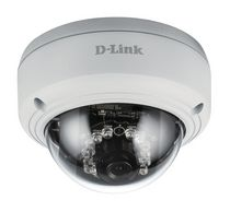D-Link 2MP Full HD Outdoor Vandal Proof PoE Dome Camera - DCS-4602EV