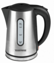 Toastess Cordless Electric Jug Kettle 1.7 Litres