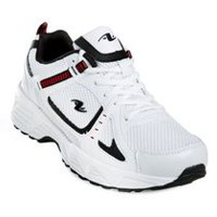 Athletic Works Men's Barry Athletic Shoe White 7