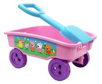 Peppa Pig Shovel Wagon